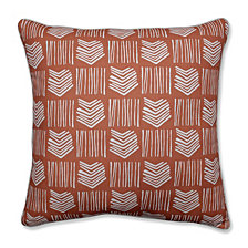 "Whythe Coral 25"" Floor Pillow"