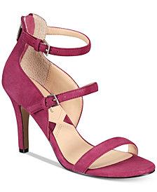Adrienne Vittadini Georgino Dress Sandals