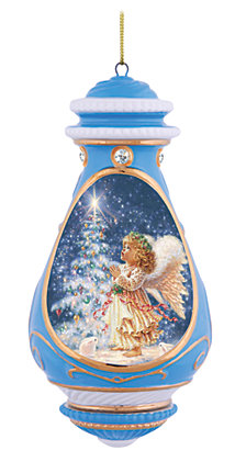 Precious Moments Angel In Prayer Ornament
