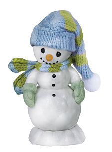Precious Moments All Bundled Up For The Holidays Figurine