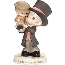 God Bless Us Everyone A Christmas Carol Figurine