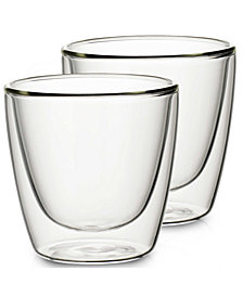 Villeroy & Boch Artesano Medium Hot Beverage Tumblers, Set of 2