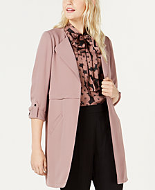 Bar III Utility Topper Jacket, Created for Macy's