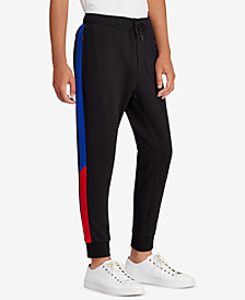 Polo Ralph Lauren Men's Big & Tall Downhill Skier Double-Knit Jogger Pants