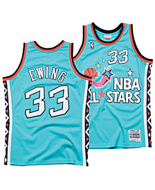 Mitchell & Ness Men's Patrick Ewing NBA All Star 1996 Swingman Jersey