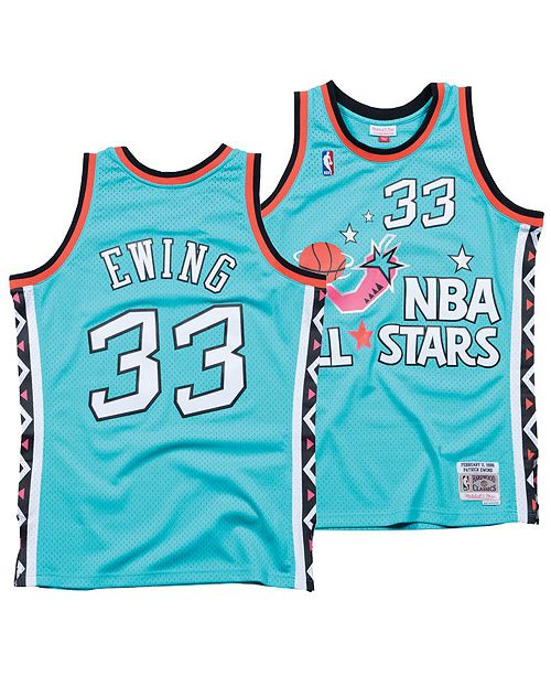 5d7d7c96f ... Mitchell & Ness Men's Patrick Ewing NBA All Star 1996 Swingman Jersey  ...