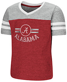Colosseum Alabama Crimson Tide Pee Wee T-Shirt, Toddler Girls (2T-4T)