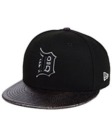 New Era Detroit Tigers Snakeskin Sleek 59FIFTY FITTED Cap