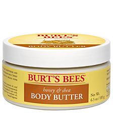 Burt's Bees Honey & Shea Body Butter, 6.5 oz
