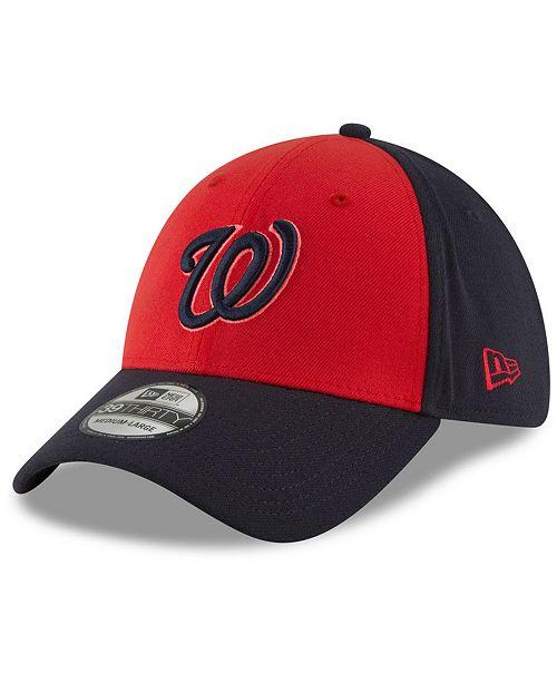 ceeb4f1b95f New Era Washington Nationals Players Weekend 39THIRTY Cap - Sports ...
