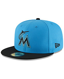 New Era Miami Marlins Players Weekend 59FIFTY FITTED Cap