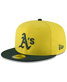 New Era Oakland Athletics Players Weekend 59FIFTY FITTED Cap