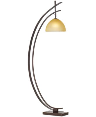 Lovely Image 1 Of Kathy Ireland Home By Pacific Coast Bronze Arc Orbit Floor Lamp