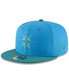 New Era Seattle Mariners Players Weekend 59FIFTY FITTED Cap