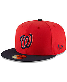 New Era Washington Nationals Players Weekend 59FIFTY FITTED Cap