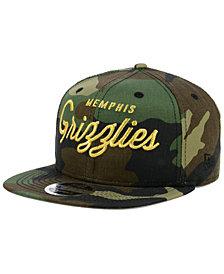 New Era Memphis Grizzlies Classic Script 9FIFTY Snapback Cap