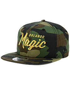 New Era Orlando Magic Classic Script 9FIFTY Snapback Cap