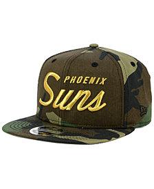 New Era Phoenix Suns Classic Script 9FIFTY Snapback Cap
