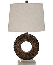 StyleCraft Dunkin Table Lamp