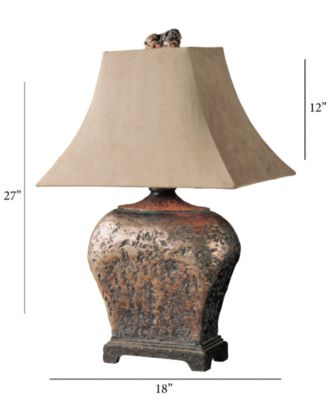 Uttermost Marius Table Lamp Lighting Lamps Home Macy S