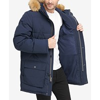 Tommy Hilfiger Long Snorkel Coat (various colors/sizes)
