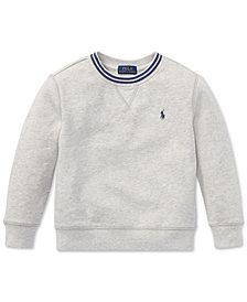 Polo Ralph Lauren Toddler Boys Fleece Sweatshirt