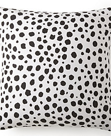 Birds In Bliss Euro Sham - Spotted