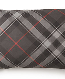 Poppy Plaid Long Rectangle Pillow - Plaid