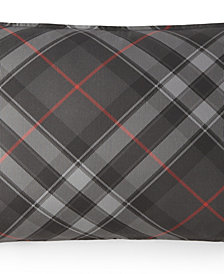 Max Plaid Pillow Sham Standard/Queen