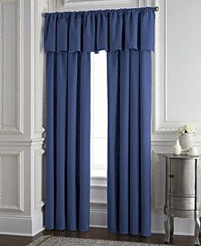 Cambric Denim Tailored Valance
