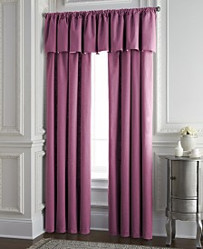 Cambric Berry Tailored Valance
