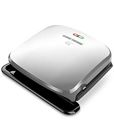 George Foreman 4-Serving Removable Plate Grill