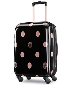 American Tourister Minnie Mouse Dots Carry-On Spinner Suitcase