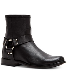 Phillip Leather Booties