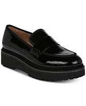9b33e86539d Franco Sarto Shelton Platform Wedge Loafers