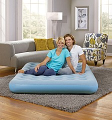 BeautySleep Smart Aire 9 inch Queen Size Air Bed Mattress