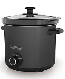 Black & Decker 4-Qt. Slow Cooker