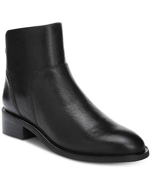 3e741b5910c9 Franco Sarto Brady Booties   Reviews - Boots - Shoes - Macy s