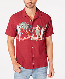 Tommy Bahama Men's Mele Kelikimaka Silk Shirt