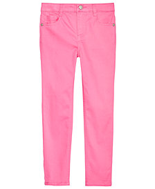 Epic Threads Little Girls Sateen Denim Jeans, Created for Macy's