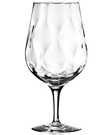 Dizzy Diamond Iced Beverage Glass