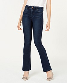 Honey High-Rise Bootcut Jeans