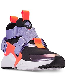 24dc245736056d Nike Boys  Air Huarache City Casual Sneakers from Finish Line