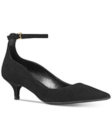 MICHAEL Michael Kors Lisa Flex Kitten-Heel Pumps
