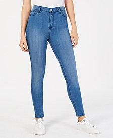 Tinseltown Juniors' High-Rise Skinny Jeans