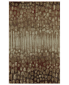 "Macy's Fine Rug Gallery Mosaic Mikko 7'10"" x 10'7"" Area Rug"