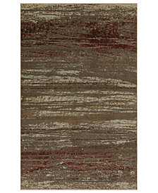 "Macy's Fine Rug Gallery Mosaic Tandem 7'10"" x 10'7"" Area Rug"