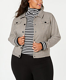 4a6e5e4f Tommy Hilfiger Cyber Monday Plus Size Clothing Deals 2018 - Macy's