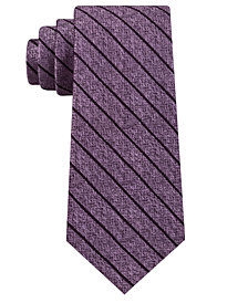 Michael Kors Men's City Stripe Silk Tie