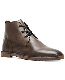 Frye Men's Ashland Leather Chukkas